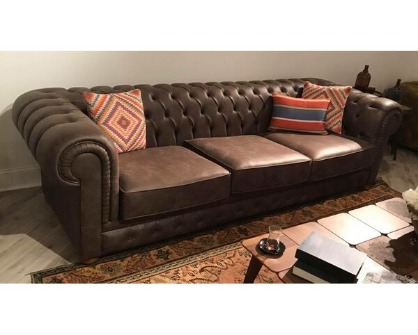 Aurelia Chesterfield Sofa by Darby Home Co