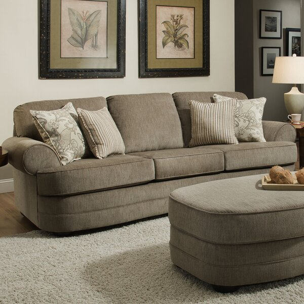 Ashendon Simmons Sofa by Alcott Hill