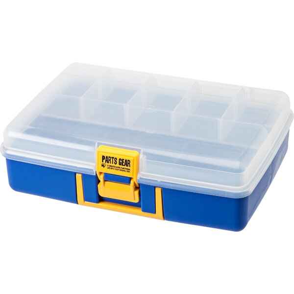 Parts Gear Organizer Case (Set of 3) by IRIS USA, Inc.