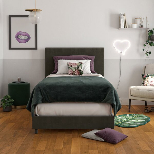 Taylor Upholstered Standard Bed by Novogratz