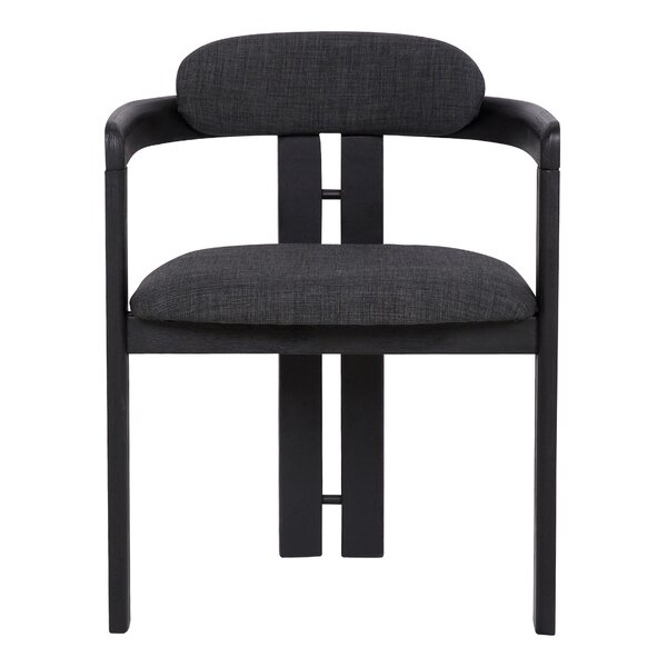 Emmie Upholstered Dining Chair (Set of 2) by Ivy Bronx Ivy Bronx