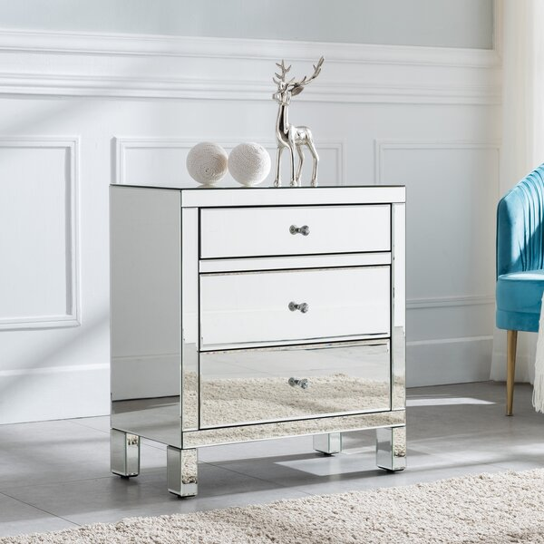 Jacky 3 Drawer Chest