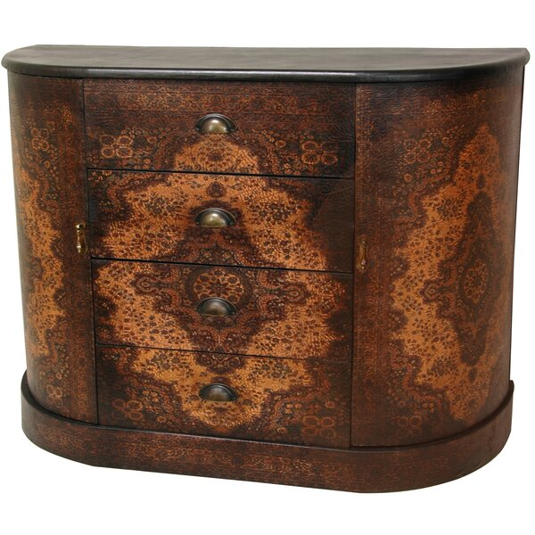 Clair European 4 Drawer Chest by World Menagerie World Menagerie