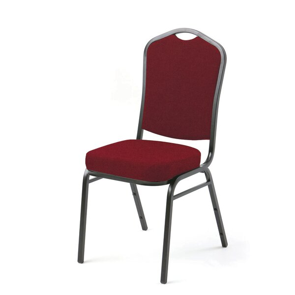 Access Crown Back Banquet Chair with Cushion by Mity Lite
