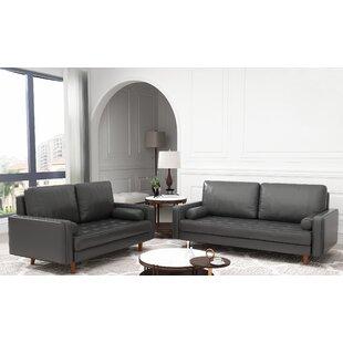 2 Piece Standard Living Room Set by Corrigan Studio®