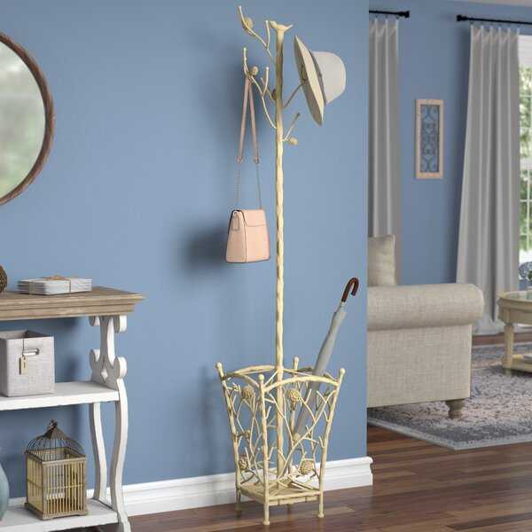 Bird and Branch Coat Rack by Lark Manor
