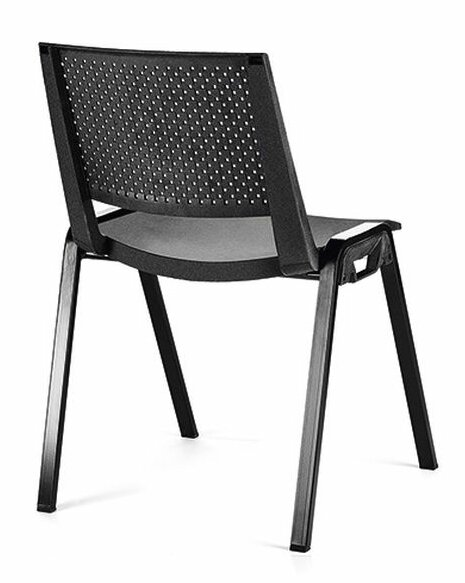 Kentra 18 Plastic Classroom Chair (Set of 4) by Borgo