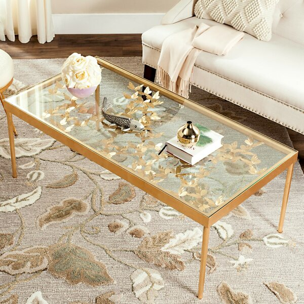 Navarro Coffee Table by Willa Arlo Interiors