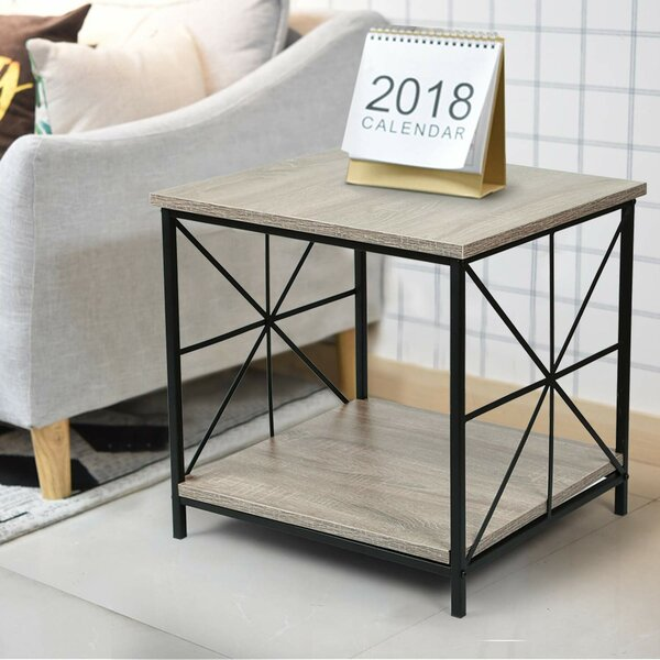 Aden End Table By Gracie Oaks