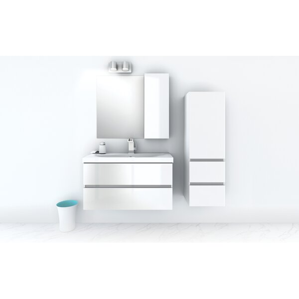 Sangallo 36 Single Bathroom Vanity Set by Cutler Kitchen & Bath