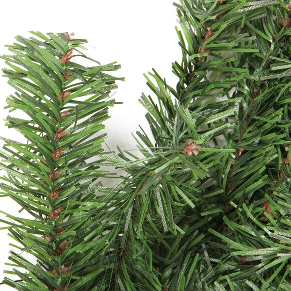 Canadian Pine Artificial Christmas Garland by The Holiday Aisle
