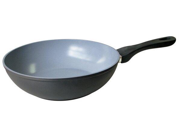 Cuisine Greblon Stainless Steel Non-Stick Wok by MyCuisina