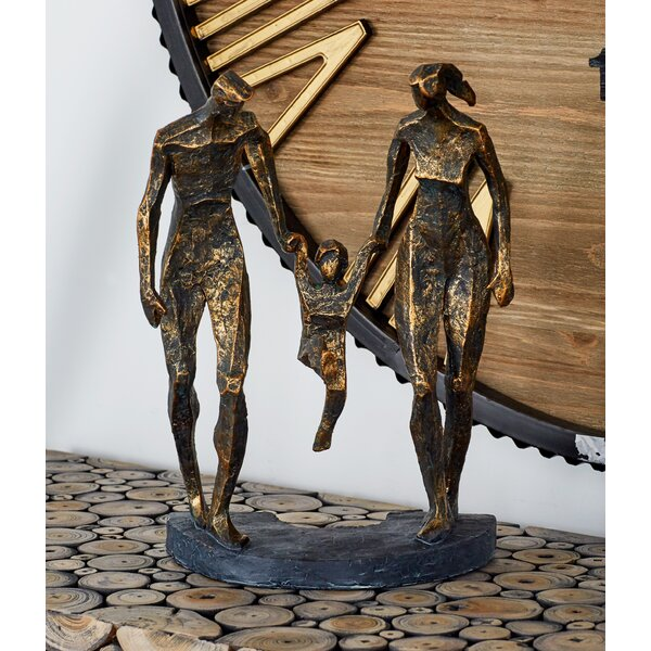 Family Figurine by Cole & Grey