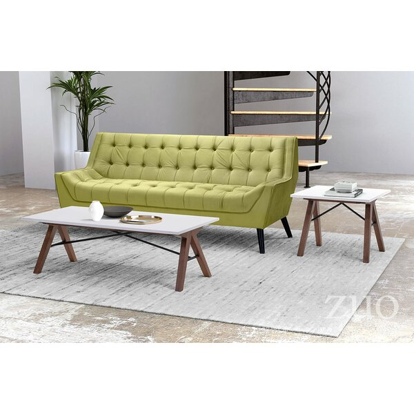 Melillo 2 Piece Coffee Table Set by Brayden Studio