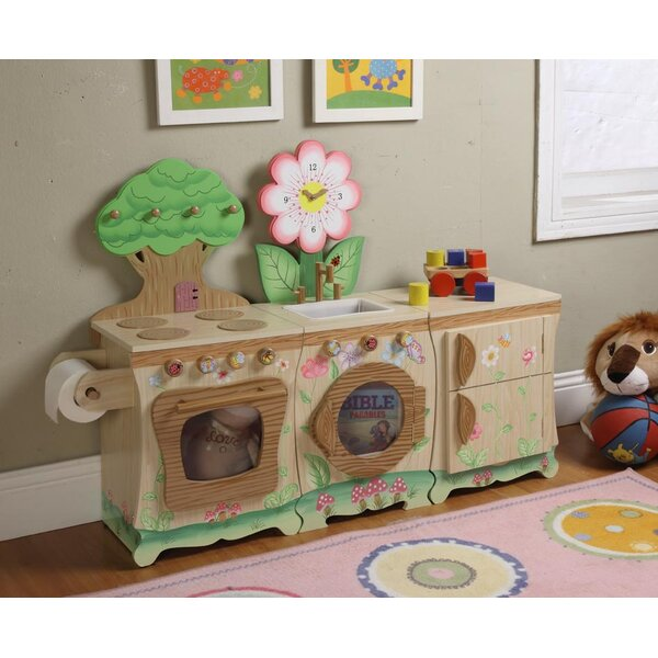 Forest Kitchen Enchanted Set by Teamson Kids