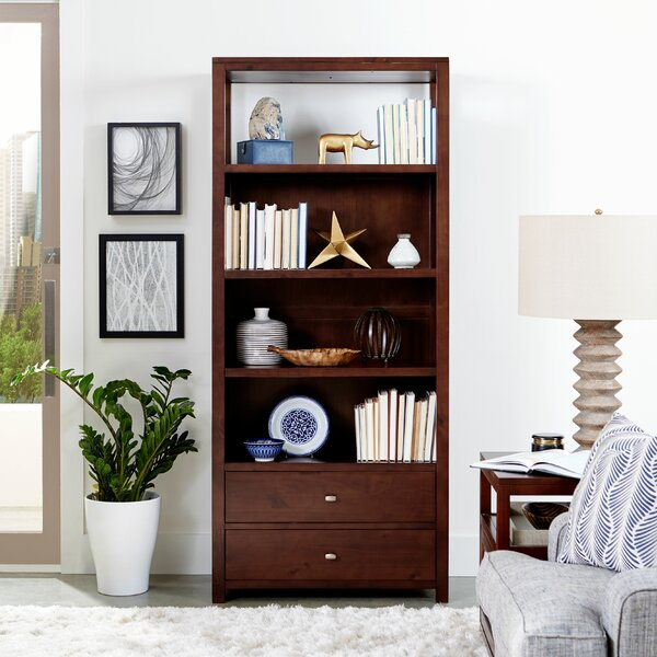 Saragossa Standard Bookcase By Red Barrel Studio®