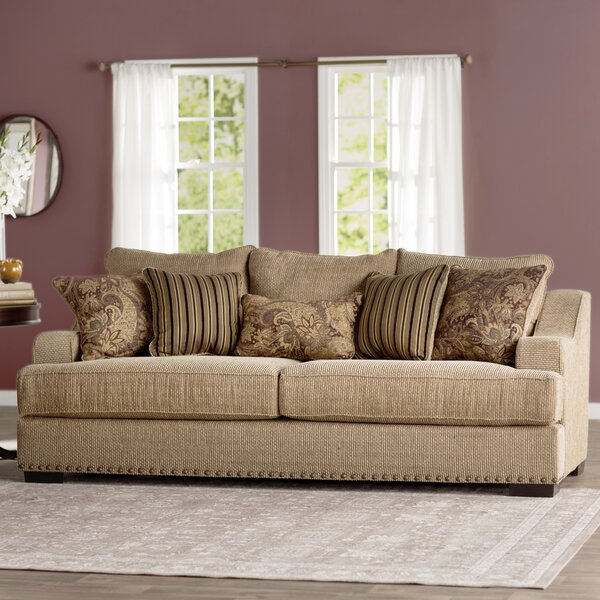 Premium Sell Dunning Sofa by Darby Home Co by Darby Home Co