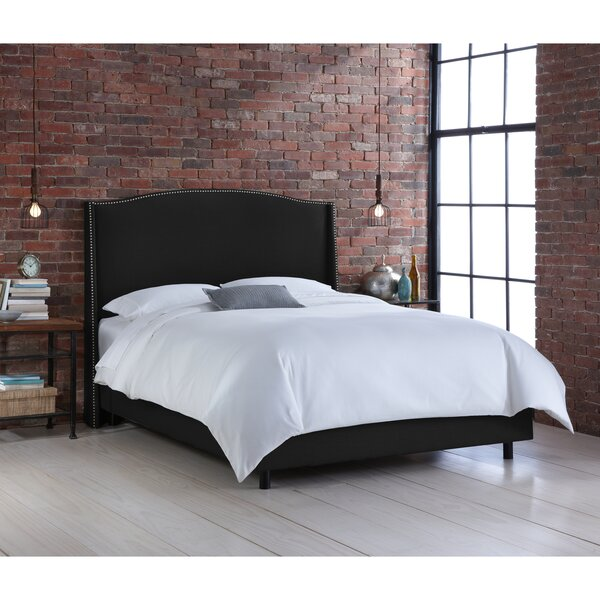 Davet Upholstered Standard Bed by Willa Arlo Interiors