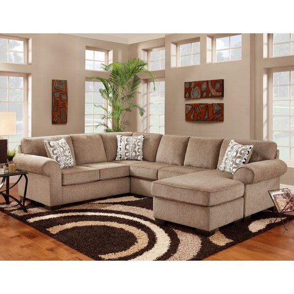 Taneytown Reversible Sectional by Red Barrel Studio