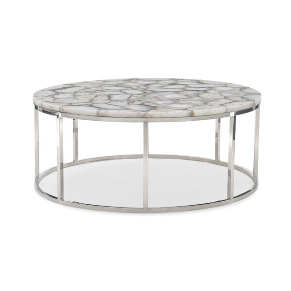 Caracole Classic Round Coffee Tables