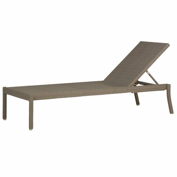 Nathan Reclining Chaise Lounge by Summer Classics