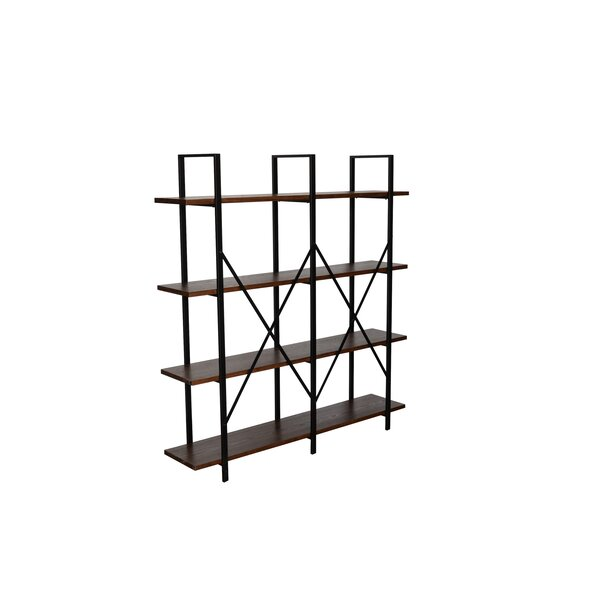 Drumboe Standard Bookcase By 17 Stories