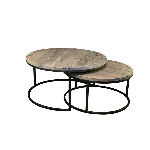 Camilla 2 Piece Coffee Table Set By Foundry Select