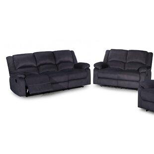 Ojas 2 Piece Reclining Living Room Set by Red Barrel Studio®