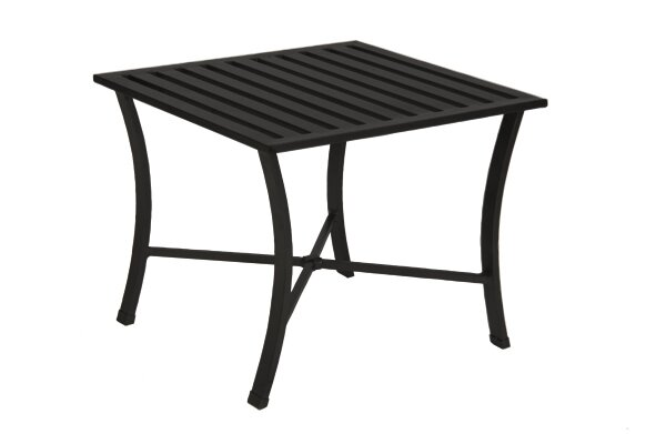 Villano Metal Side Table by Summer Classics