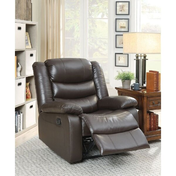 Neihoff Manual Glider Recliner [Red Barrel Studio]