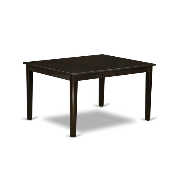 Forada Solid Wood Dining Table by Red Barrel Studio