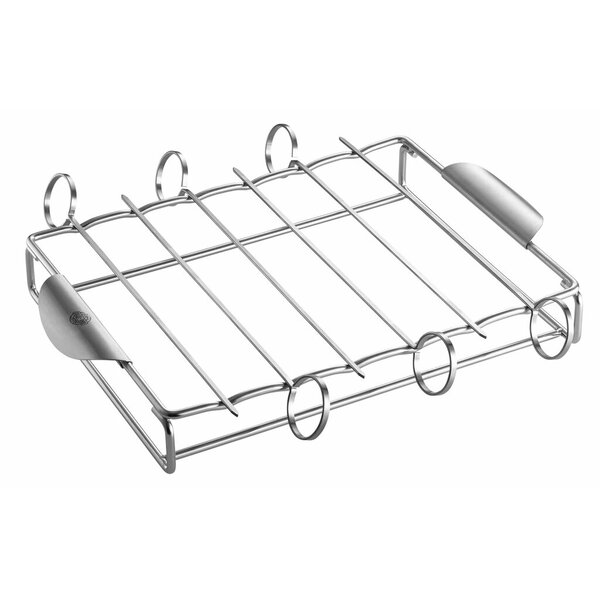 Poultry Roaster and Grill Rack by Gefu by Unimet