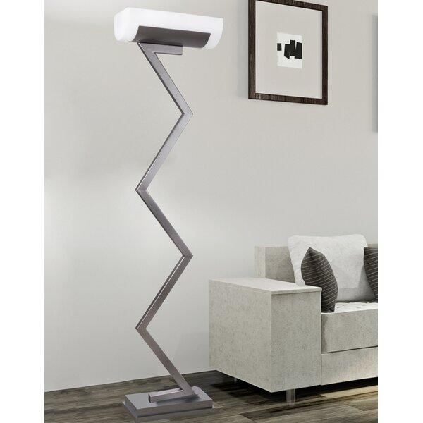 Gehlert 72 Novelty Floor Lamp by Orren Ellis