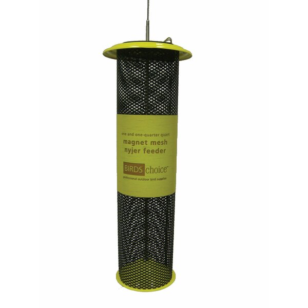 Magnet Mesh Nyjer/Thistle Feeder by Birds Choice