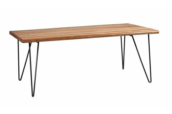 Pittenger Dining Table by Union Rustic