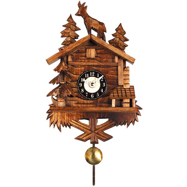 Battery Operated Cuckoo Clock by Black Forest