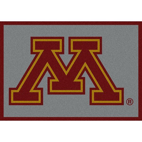 Collegiate University of Minnesota Golden Gophers Doormat by My Team by Milliken