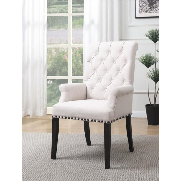 Matthew Upholstered Dining Chair by Gracie Oaks