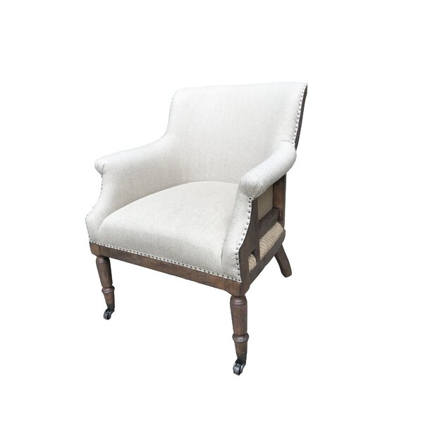Light Armchair by Gracie Oaks Gracie Oaks