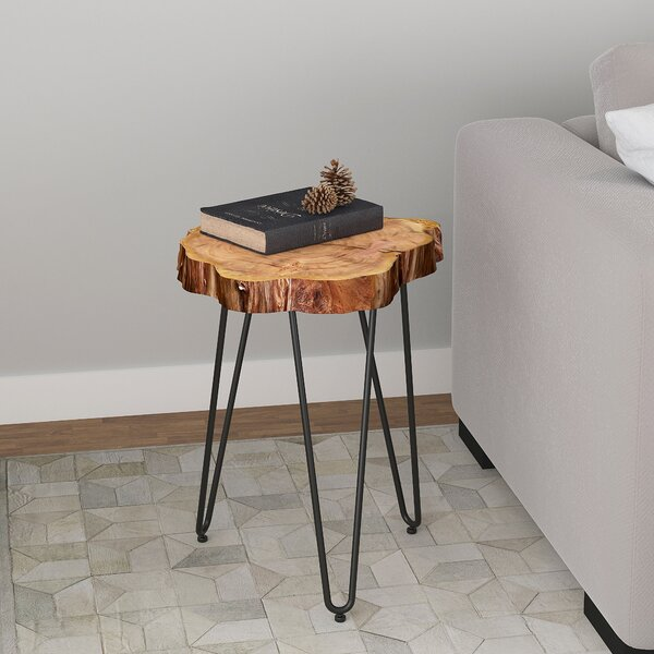 Burch End Table By Union Rustic