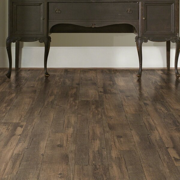 Stately Charm 6 x 48 x 6.5mm Vinyl Plank in Upscale by Shaw Floors