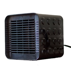 DeltaMAX Freestanding Electric Cabinet Space Heater with Overheat Protection