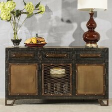 Fontanelle Console Table by 17 Stories
