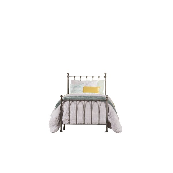 Villeneuve Standard Bed Charlton Home W001408585
