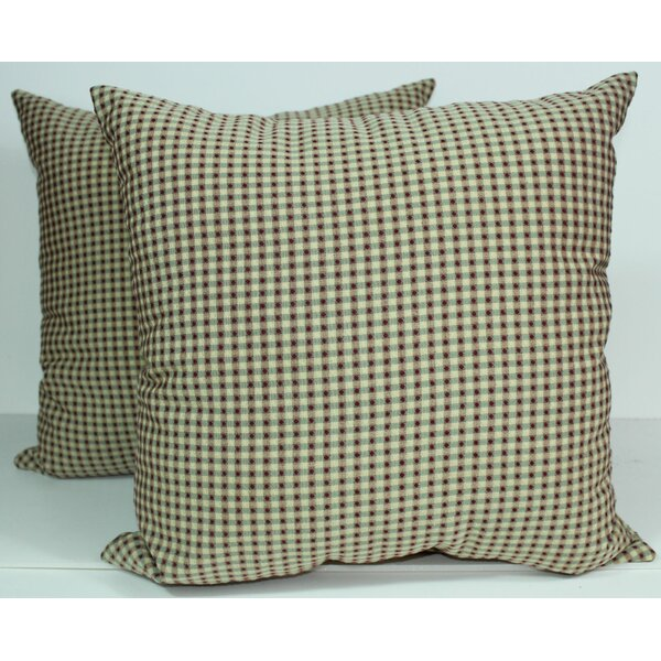Colburn Throw Pillow (Set of 2) by RLF Home