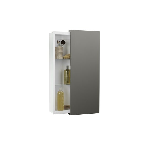 Dakota 12 W x 32.25 H Wall Mounted Cabinet by Ronbow