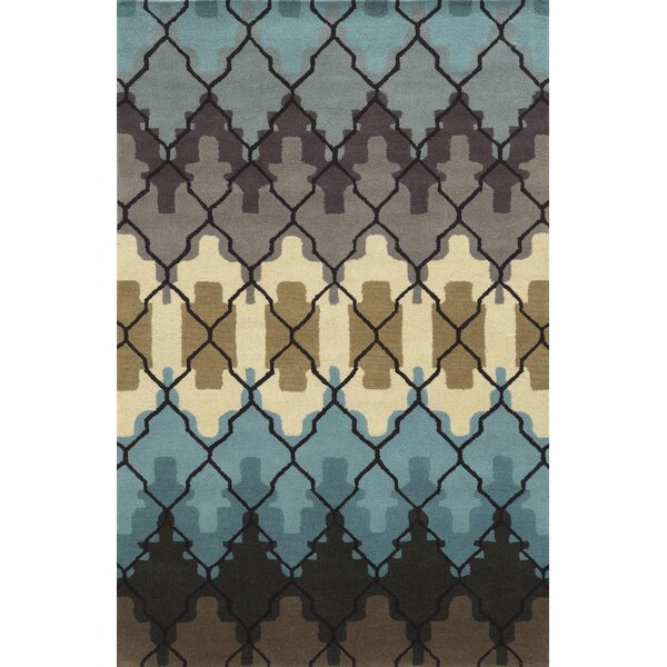 Peter Hand-Tufted Area Rug by Meridian Rugmakers