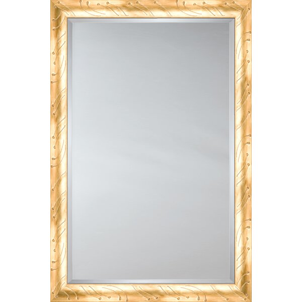 Mirror Style 81082 - Gold / Brown Tadpole by Mirror Image Home