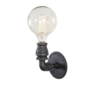 Purchase Clivden 1-Light Plug-In Armed Sconce By West Ninth Vintage