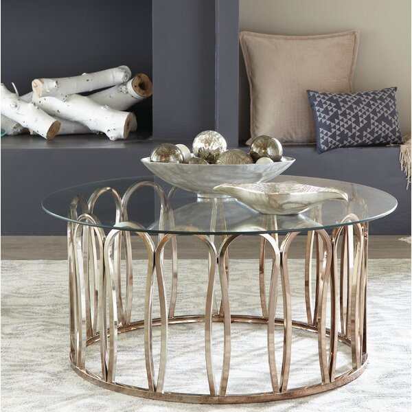 Coaster Coffee Table by Scott Living